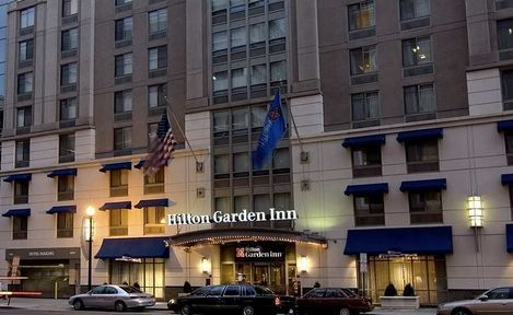 Hilton Garden Inn Washington DC