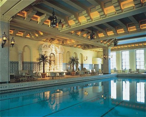 Intercontinental Chicago Pool