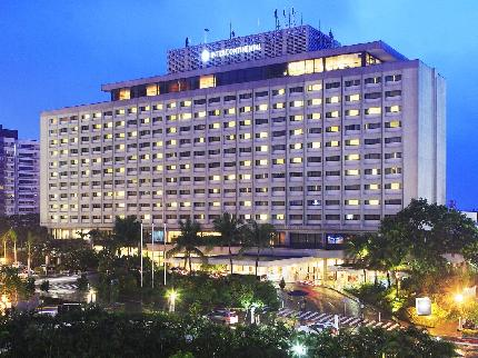 Intercontinental Hotel Manila