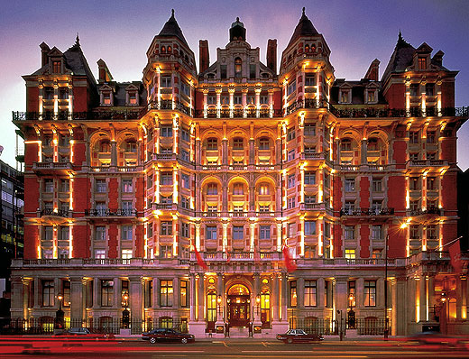 Mandarin Oriental London