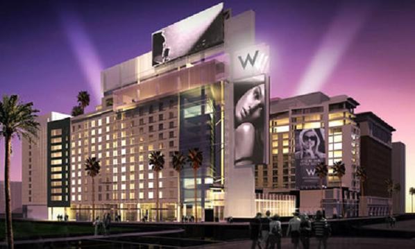 W Hotel Hollywood