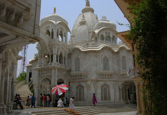 History & Religious Significance of Vrindavan Mathura