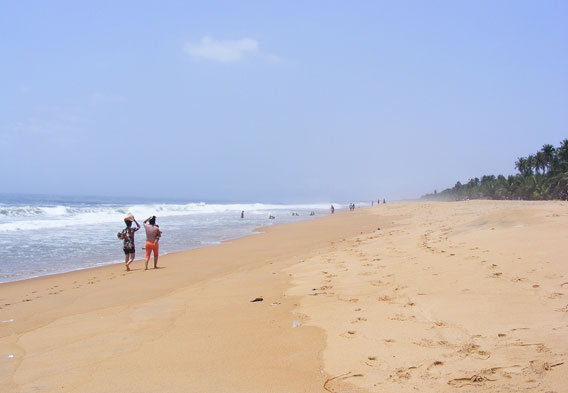 Ivory Coast Beaches