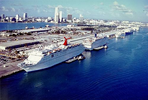 Cruises from Miami