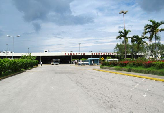 Sangster International Airport Montego Bay