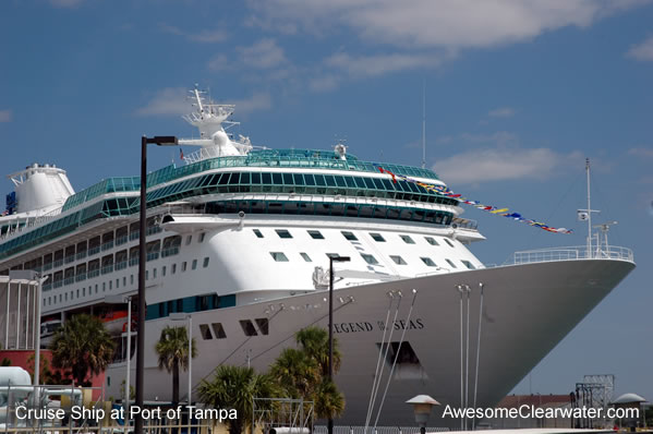 Tampa Cruise Port