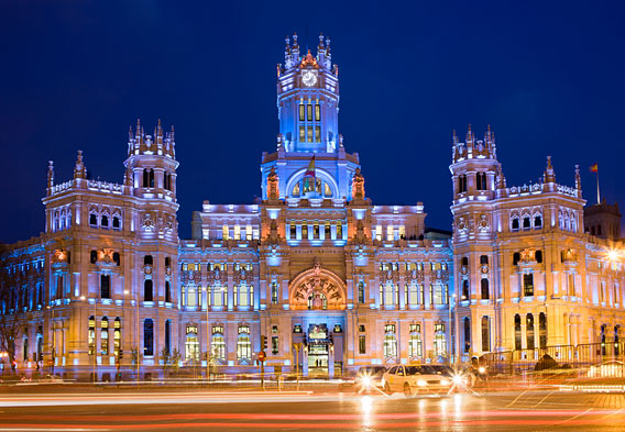 Madrid Tourist Attractions