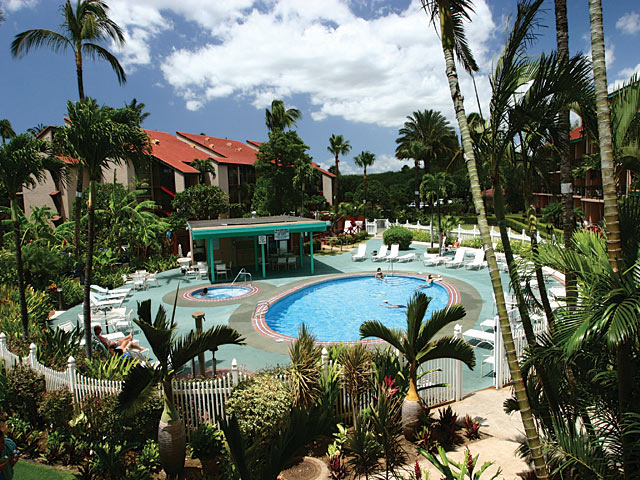 Hotel Near Town of Kihei
