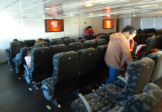 Ferry Basic Seating