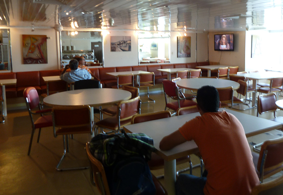 Ferry Meal Room
