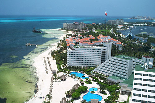 Beach Resorts in Cancun