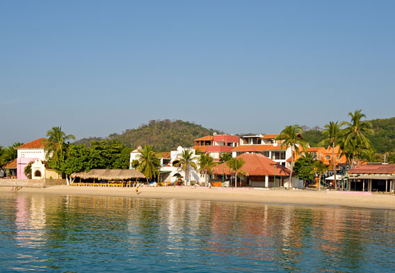 Huatulco Beaches