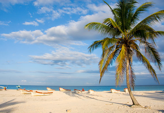 Quintana Roo Beaches