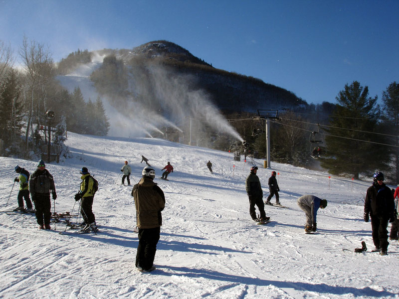 Catskills Ski Resorts