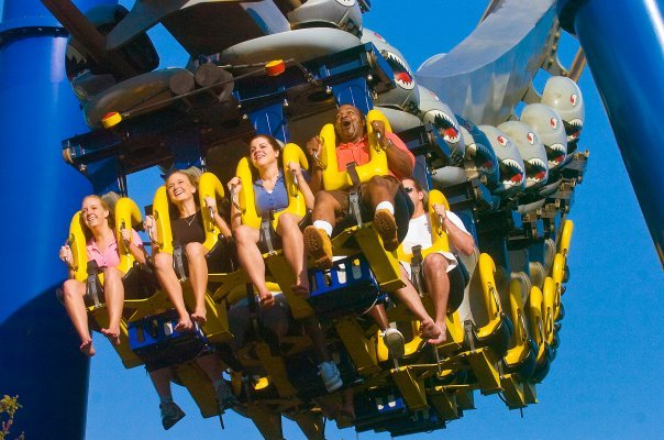 Carowinds Attractions & Entertainment