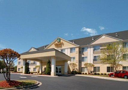Hotels Near Carowinds