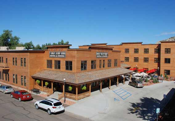 Medora North Dakota Hotels & Lodging