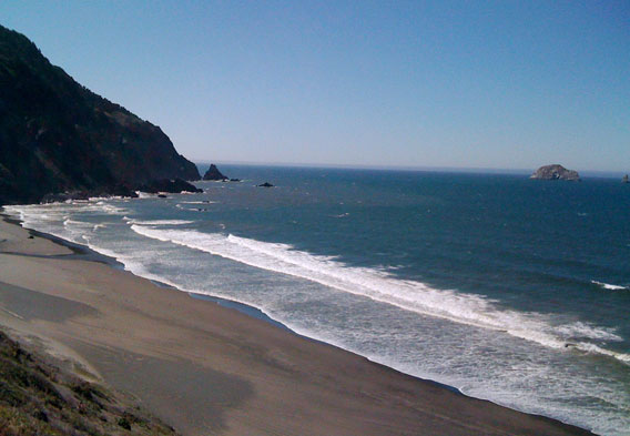 Gold Beach Oregon Beaches