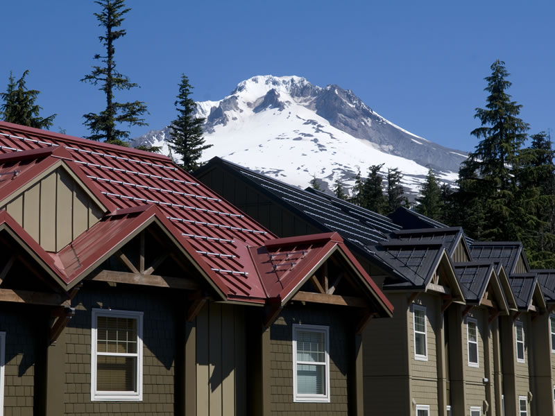 Mount Hood Lodges
