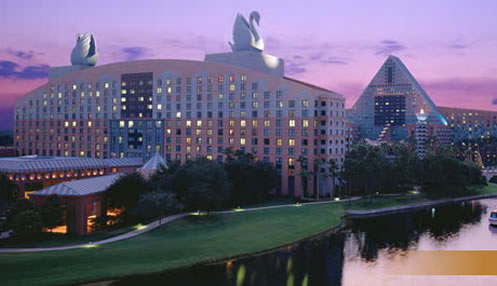 Hotels near Epcot Center