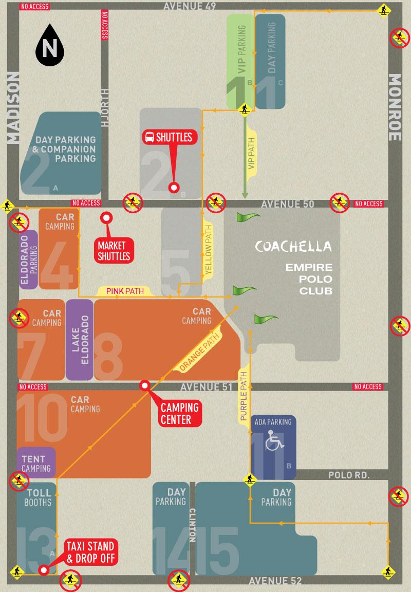 Coachella Music Festival - Palm Springs Music Festival
