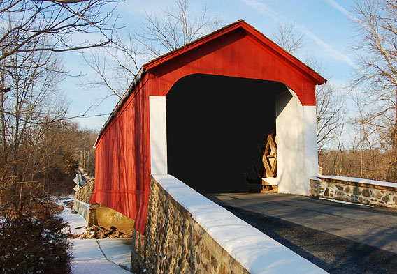 Bucks County Covered Bridge Tour