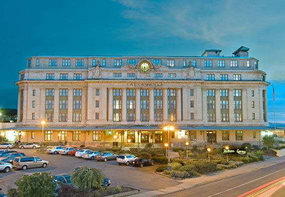 Scranton PA Hotels & Lodging
