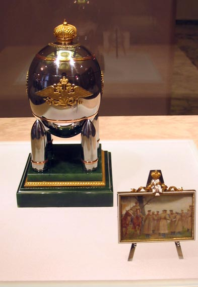 The Imperial Faberge Eggs