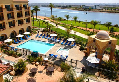 Courtyard San Diego Airport – Liberty Station
