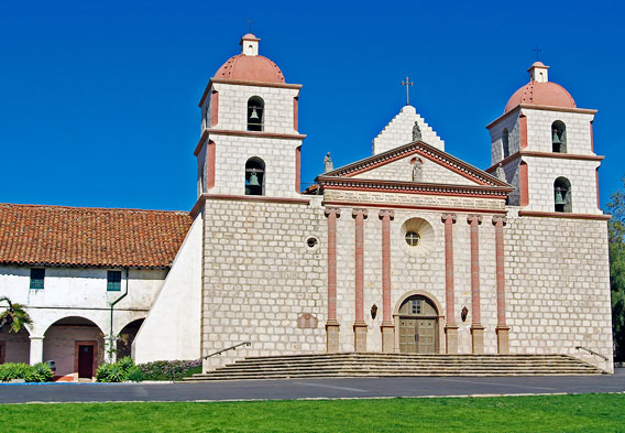 Mission Santa Barbara Church