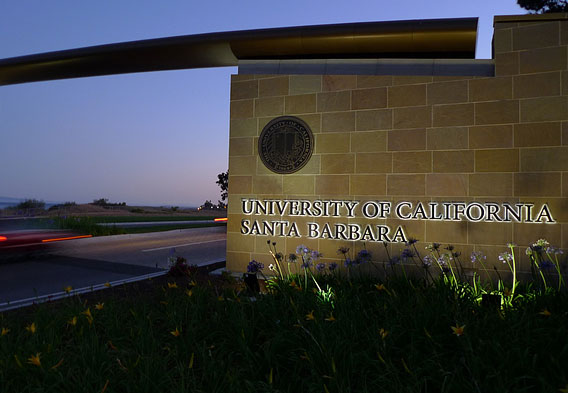 University of California at Santa Barbara History