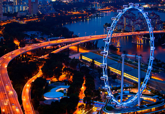 Singapore Flyer Facts