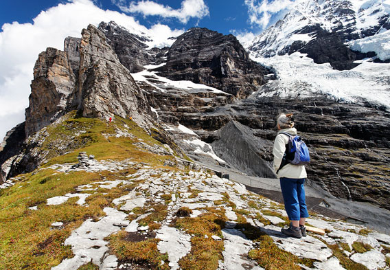 Eiger Climbing Routes & Climbing History