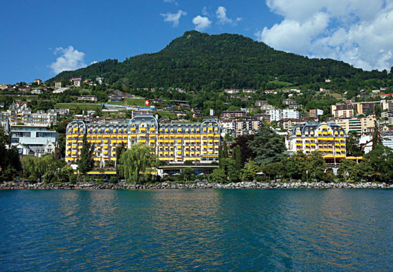 Montreux Switzerland Hotels & Lodging