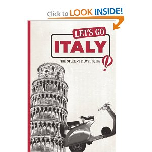 Let's Go Guides Italy