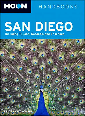 Moon Travel Guide San Diego