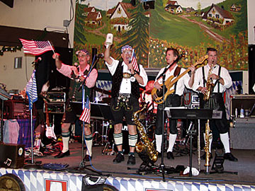 California Oktoberfest Events