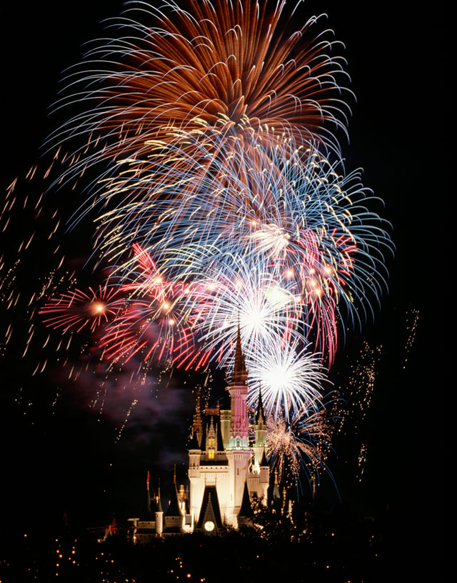 Disneyland 4th of July