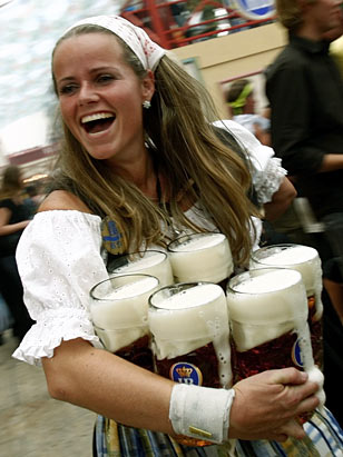 Oktoberfest Girls Picture
