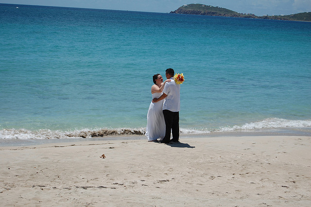 US Virgin Islands Destination Weddings