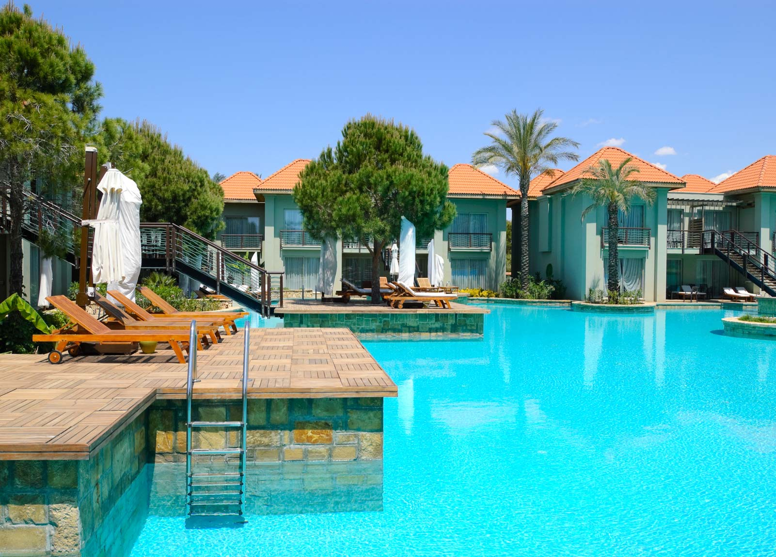 Turkish riviera villas