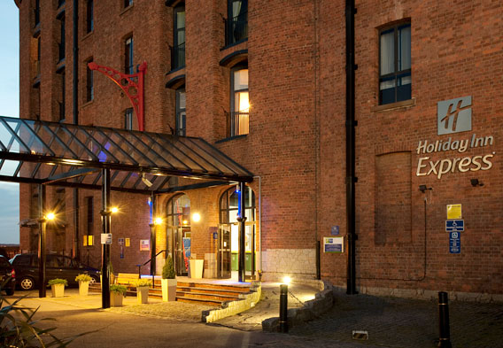 Liverpool Hotels near Albert Dock