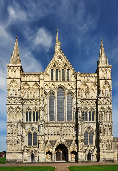 Salisbury Cathedral History