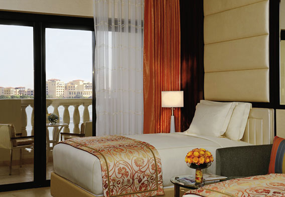 Ritz Carlton Abu Dhabi Rooms