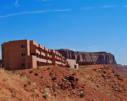 Monument Valley Hotels