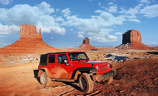 Monument Valley Jeep Tours