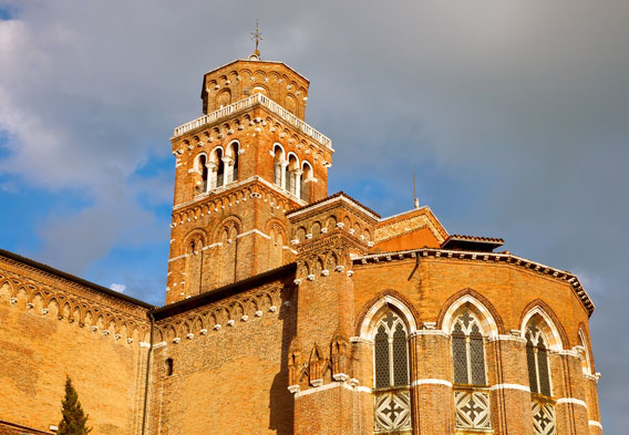 Saint Mary of the Friars (aka The Frari)