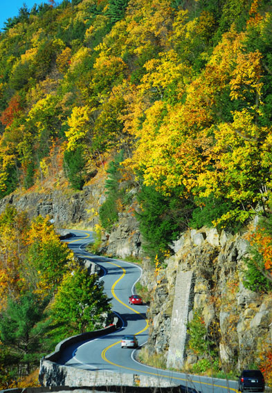 Vermont Fall Foliage Drives
