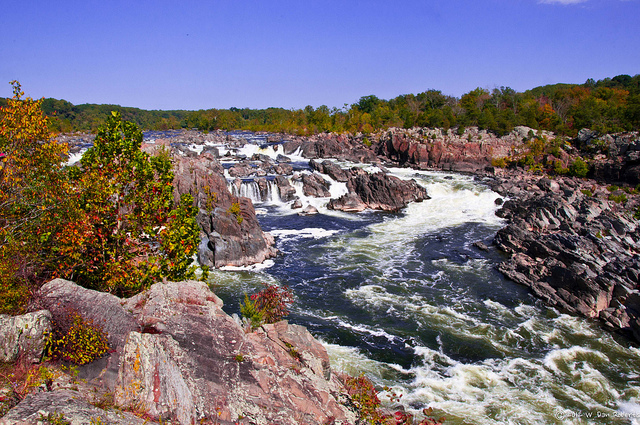 Great Falls Virginia Hiking