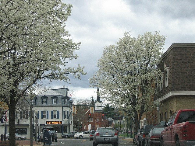 Historic Downtowns